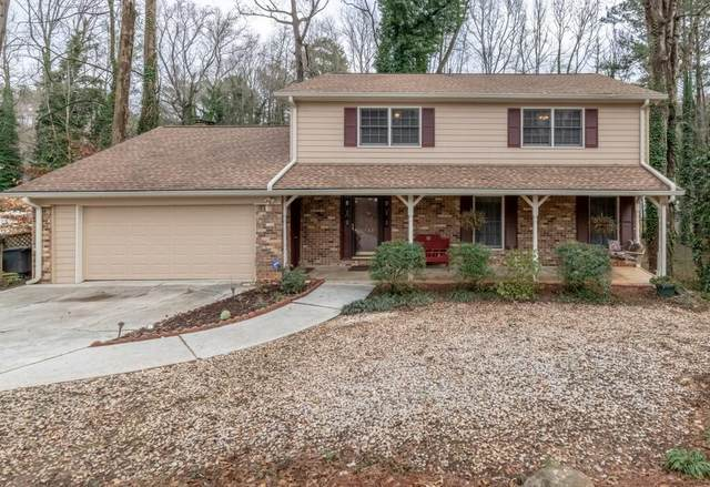 4533 Holliston Road, Dunwoody, GA 30360 (MLS #6828894) :: The Zac Team @ RE/MAX Metro Atlanta
