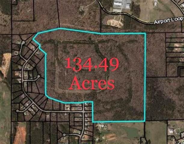 134 Acres Sunset Valley Street, Cedartown, GA 30125 (MLS #6828928) :: RE/MAX Center