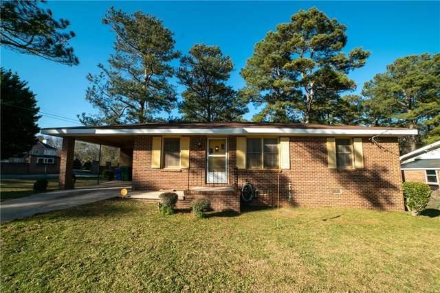 3444 Linecrest Road, Ellenwood, GA 30294 (MLS #6828930) :: Good Living Real Estate