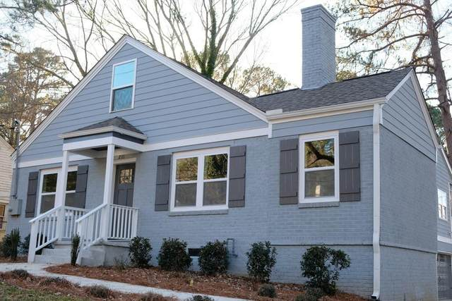 2111 Delowe Drive, Atlanta, GA 30344 (MLS #6828943) :: The Zac Team @ RE/MAX Metro Atlanta