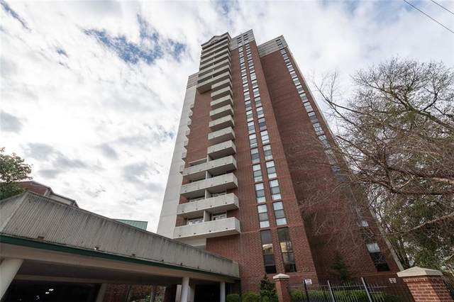 375 Ralph Mcgill Boulevard NE #1305, Atlanta, GA 30312 (MLS #6828969) :: The Zac Team @ RE/MAX Metro Atlanta