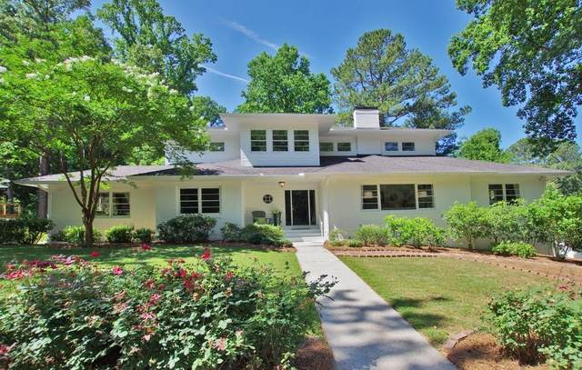 1748 Wildwood Road NE, Atlanta, GA 30306 (MLS #6828974) :: The Zac Team @ RE/MAX Metro Atlanta