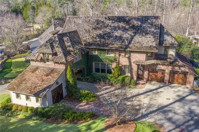 5549 Long Island Drive NW, Atlanta, GA 30327 (MLS #6828976) :: Good Living Real Estate
