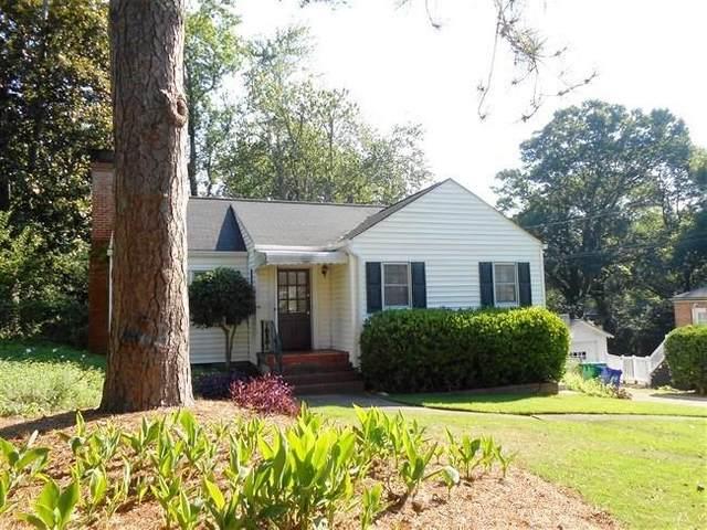 527 Bridlewood Circle, Decatur, GA 30030 (MLS #6829019) :: Compass Georgia LLC