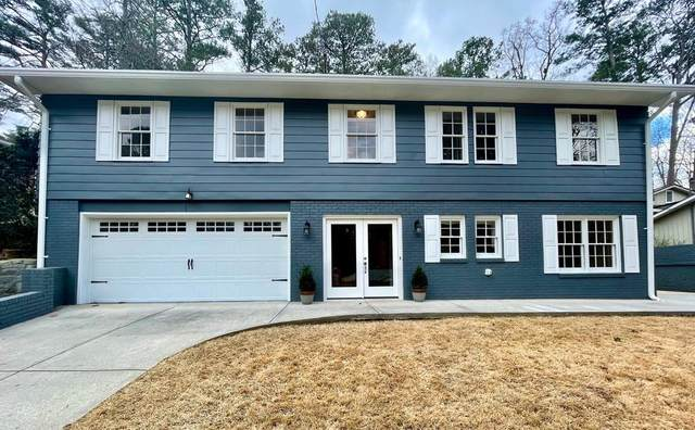 2525 Wilson Woods Drive, Decatur, GA 30033 (MLS #6829095) :: The Zac Team @ RE/MAX Metro Atlanta