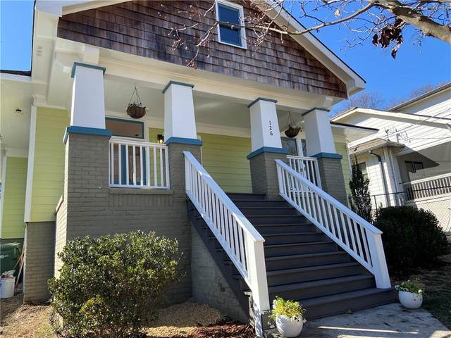 126 Holiday Avenue NE, Atlanta, GA 30307 (MLS #6829101) :: The Zac Team @ RE/MAX Metro Atlanta