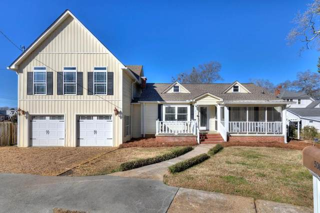 508 Woodlawn Avenue, Calhoun, GA 30701 (MLS #6829106) :: North Atlanta Home Team