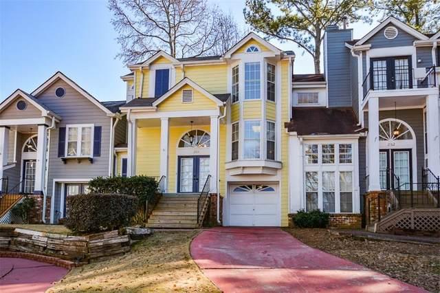 2164 Goodwood Boulevard SE, Smyrna, GA 30080 (MLS #6829117) :: Keller Williams Realty Cityside