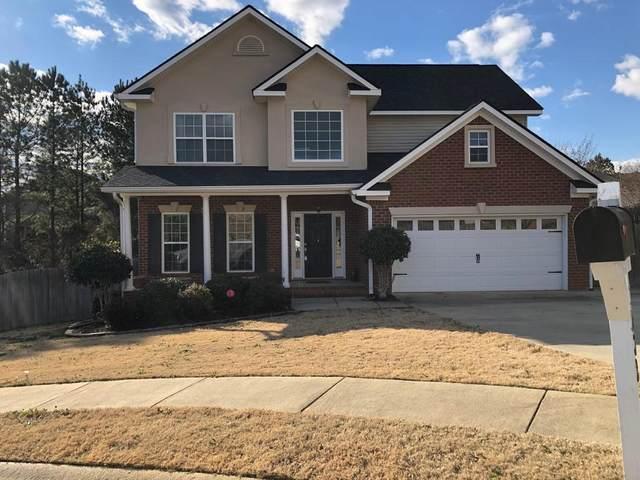 1202 Ventana Court, Evans, GA 30809 (MLS #6829123) :: North Atlanta Home Team