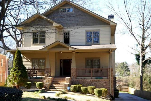1170 Fountain Drive SW, Atlanta, GA 30314 (MLS #6829124) :: The Zac Team @ RE/MAX Metro Atlanta