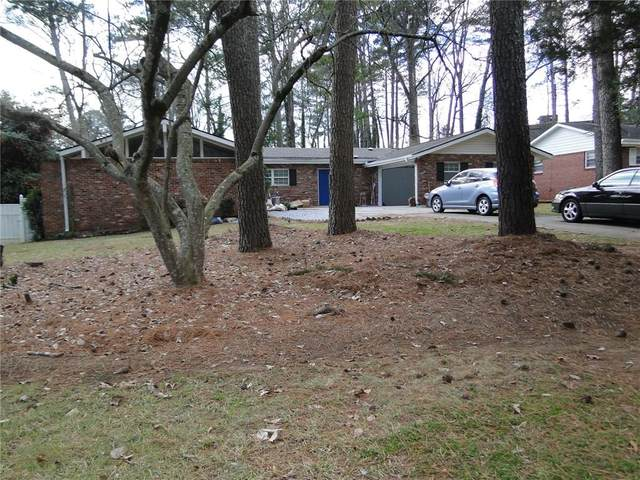 3987 Flintridge Drive, Stone Mountain, GA 30083 (MLS #6829132) :: The Zac Team @ RE/MAX Metro Atlanta