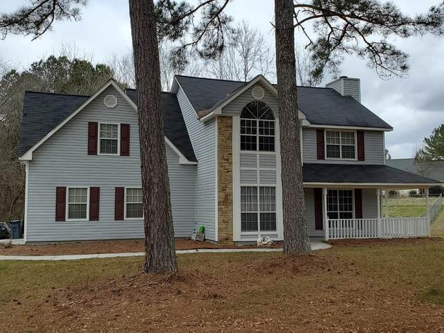 4613 Pine Drive, Loganville, GA 30052 (MLS #6829152) :: The Hinsons - Mike Hinson & Harriet Hinson