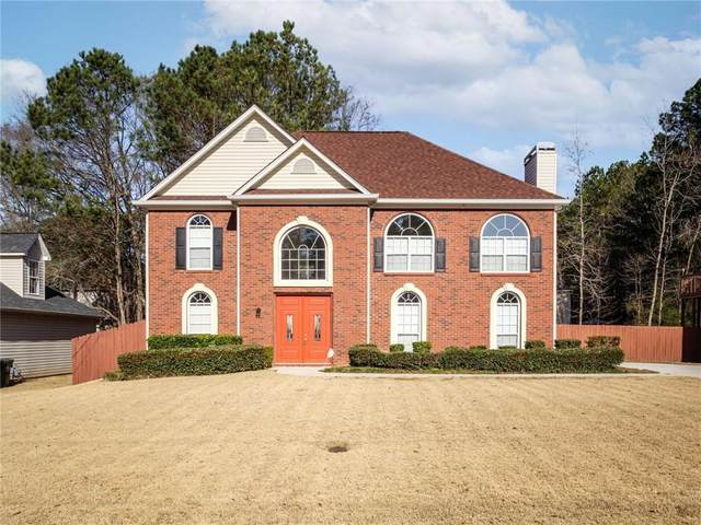 715 Marcus Nyah Court, Atlanta, GA 30349 (MLS #6829174) :: The Hinsons - Mike Hinson & Harriet Hinson