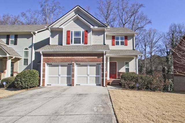 1256 Brownstone Drive #13, Marietta, GA 30008 (MLS #6829182) :: Kennesaw Life Real Estate