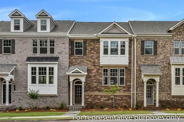 6004 Park Avenue #31, Roswell, GA 30076 (MLS #6829210) :: Keller Williams Realty Cityside
