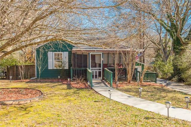 1681 Pitner Drive SE, Marietta, GA 30060 (MLS #6829219) :: Kennesaw Life Real Estate