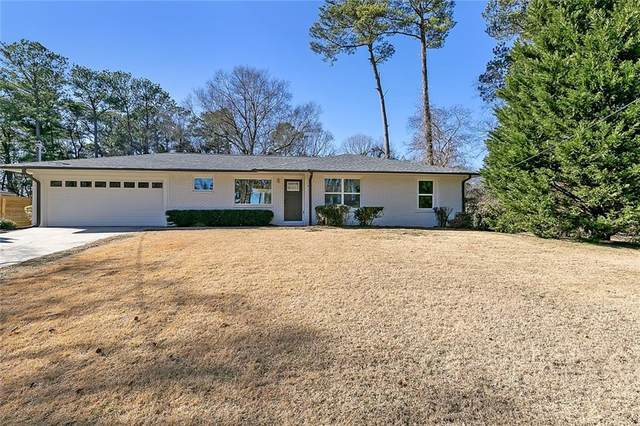 2421 Elmwood Circle, Smyrna, GA 30082 (MLS #6829236) :: Keller Williams Realty Cityside