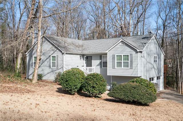 160 Cottonpatch Road, Lawrenceville, GA 30046 (MLS #6829251) :: North Atlanta Home Team