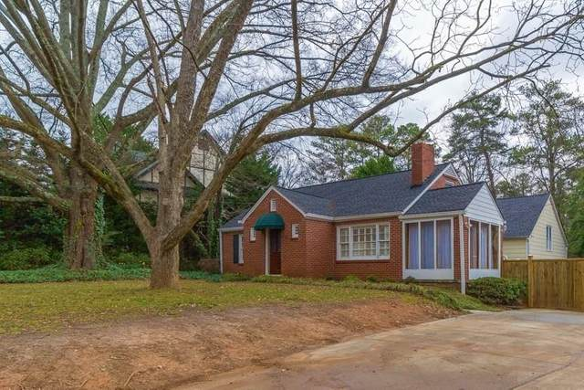 1755 Frazier Road, Decatur, GA 30033 (MLS #6829273) :: North Atlanta Home Team