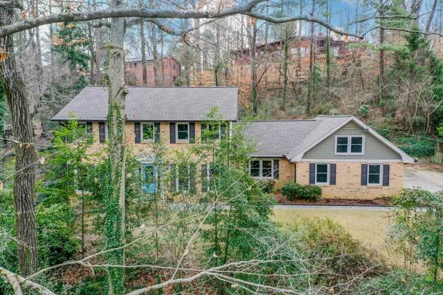 2497 Greenglade Road NE, Atlanta, GA 30345 (MLS #6829283) :: North Atlanta Home Team