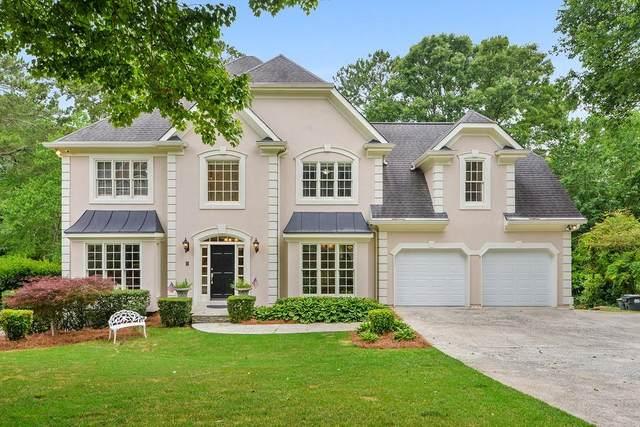 121 Ridgetree Lane NE, Marietta, GA 30068 (MLS #6829288) :: Kennesaw Life Real Estate
