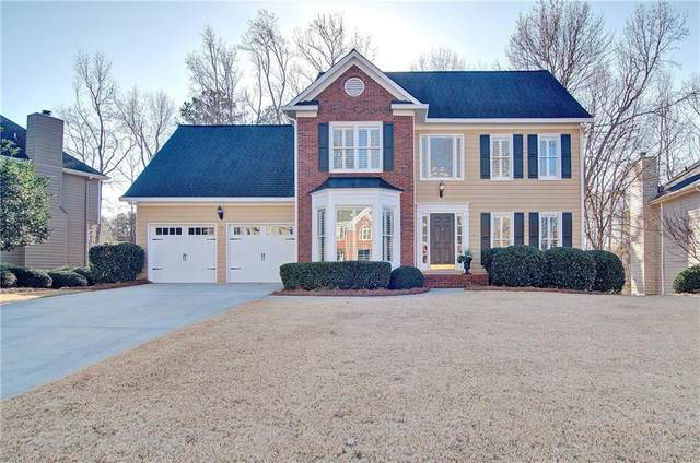 505 Deer Cliff Court, Woodstock, GA 30189 (MLS #6829294) :: North Atlanta Home Team