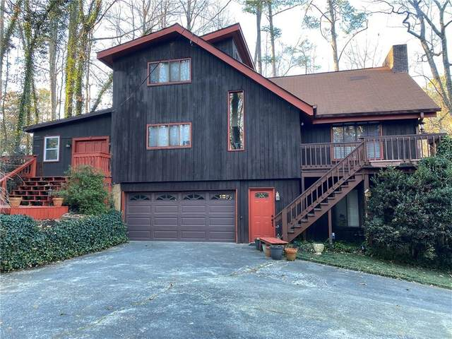 2985 Wayward Drive, Marietta, GA 30066 (MLS #6829297) :: North Atlanta Home Team