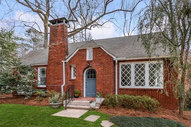 1779 Ridgewood Drive NE, Atlanta, GA 30307 (MLS #6829298) :: Compass Georgia LLC