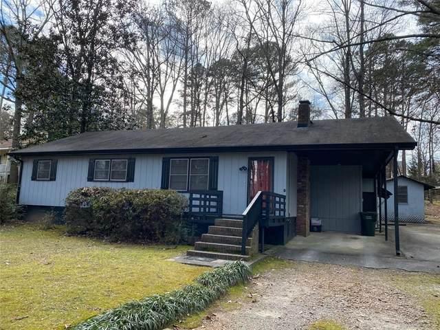3637 Bob White Lane, Loganville, GA 30052 (MLS #6829323) :: RE/MAX Paramount Properties