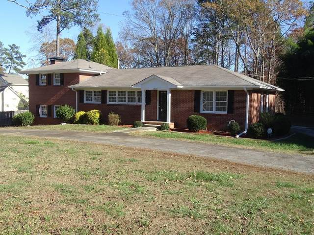 1820 Pine Mountain Road NW, Kennesaw, GA 30152 (MLS #6829333) :: Kennesaw Life Real Estate