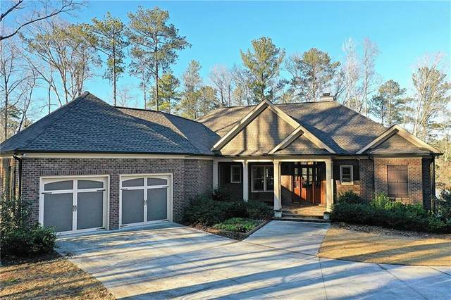 1409 Monroe Drive, Monroe, GA 30655 (MLS #6829334) :: Path & Post Real Estate