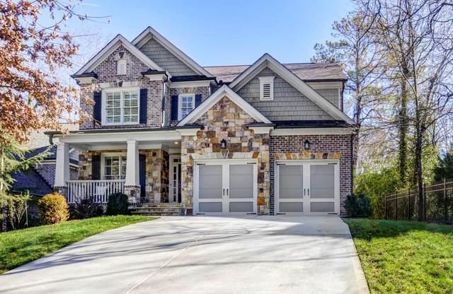 6411 Wright Road, Atlanta, GA 30328 (MLS #6829337) :: Tonda Booker Real Estate Sales