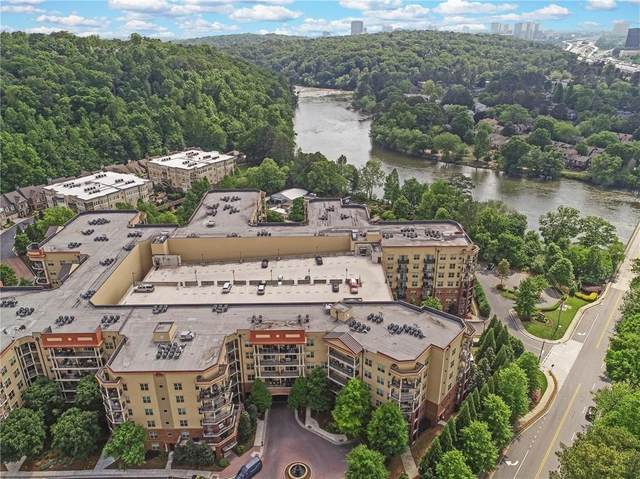 200 River Vista Drive #734, Atlanta, GA 30339 (MLS #6829338) :: The Justin Landis Group