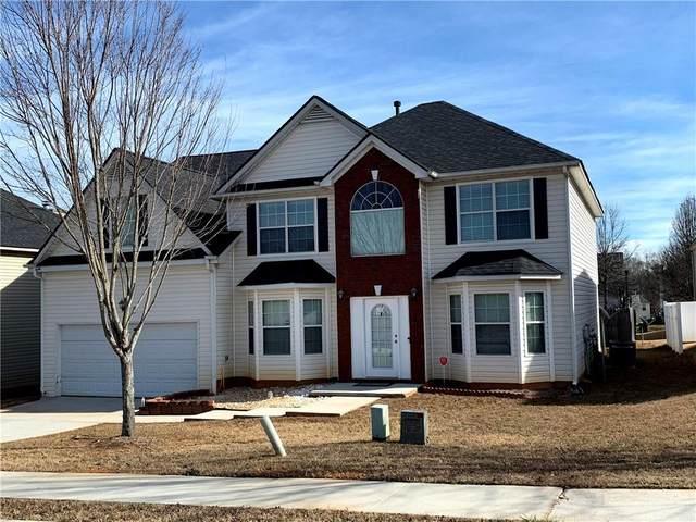 20 Silvey Drive, Covington, GA 30016 (MLS #6829341) :: North Atlanta Home Team