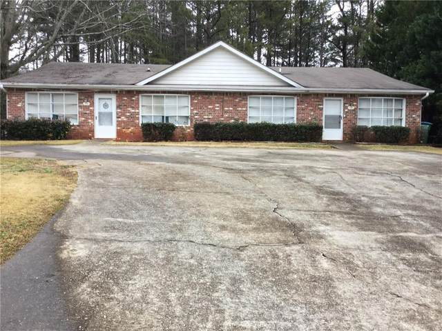 2344 Rosedale Rd, Snellville, GA 30078 (MLS #6829348) :: Thomas Ramon Realty