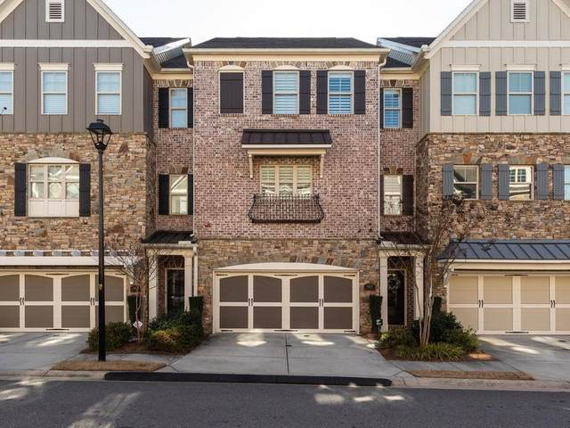 965 Thibideau Court, Sandy Springs, GA 30328 (MLS #6829360) :: The Zac Team @ RE/MAX Metro Atlanta