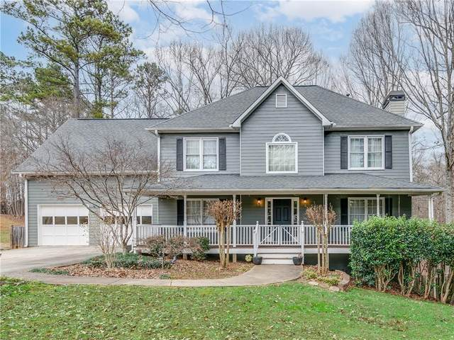 6100 Armor Place, Powder Springs, GA 30127 (MLS #6829366) :: North Atlanta Home Team
