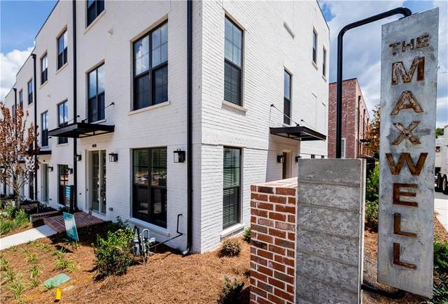 315 Burgess Walk #13, Alpharetta, GA 30009 (MLS #6829377) :: North Atlanta Home Team