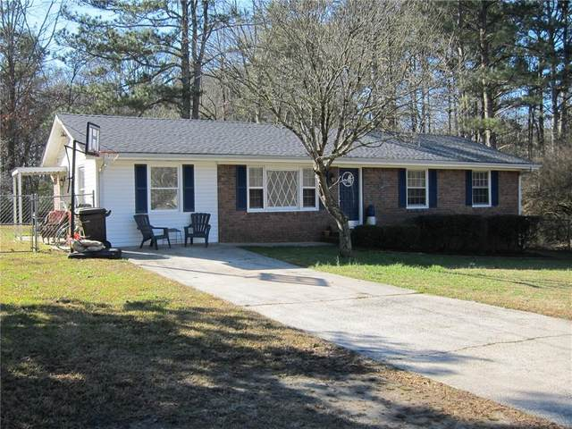 4470 Frank Aiken Road, Powder Springs, GA 30127 (MLS #6829389) :: The Butler/Swayne Team