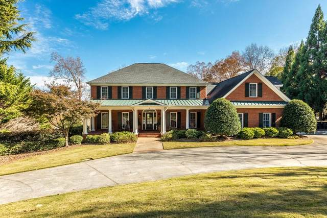 8 Overhill Road SE, Rome, GA 30161 (MLS #6829390) :: North Atlanta Home Team