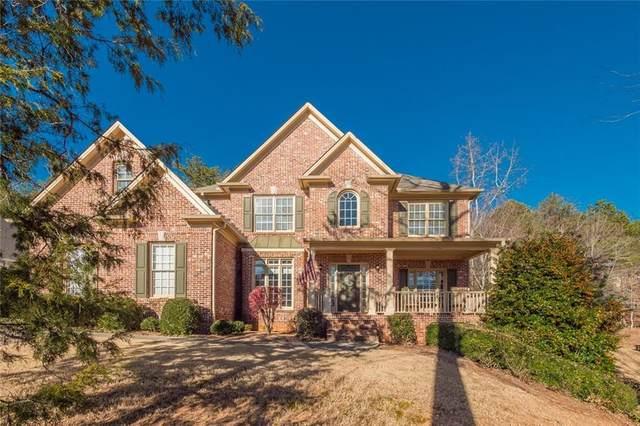 435 Oak Forest Drive, Dawsonville, GA 30534 (MLS #6829391) :: North Atlanta Home Team