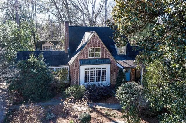 276 W Parkwood Road, Decatur, GA 30030 (MLS #6829394) :: RE/MAX Paramount Properties