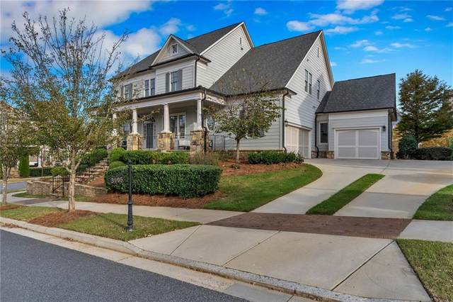 3005 Evelyn Lane, Milton, GA 30004 (MLS #6829406) :: Compass Georgia LLC