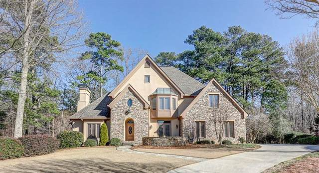 2880 Harwick Drive, Sandy Springs, GA 30350 (MLS #6829407) :: North Atlanta Home Team