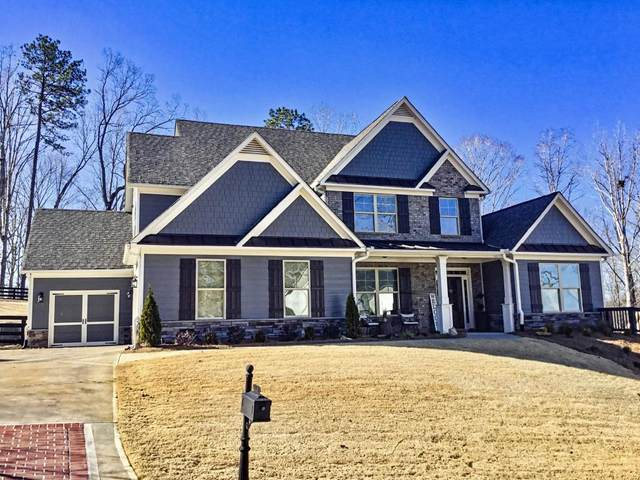 8645 Etowah Bluffs Road, Ball Ground, GA 30107 (MLS #6829413) :: Path & Post Real Estate