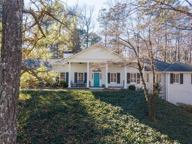 4588 Tall Pines Drive NW, Atlanta, GA 30327 (MLS #6829428) :: RE/MAX Center