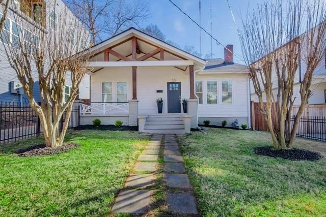 231 Mayson Avenue NE, Atlanta, GA 30307 (MLS #6829429) :: Oliver & Associates Realty