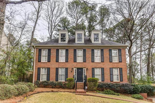 4 Bohler Lane NW, Atlanta, GA 30327 (MLS #6829437) :: North Atlanta Home Team