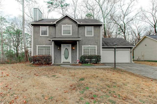 5118 Oaktree Trail, Lithonia, GA 30038 (MLS #6829448) :: RE/MAX Paramount Properties