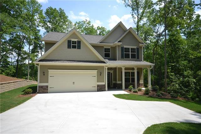 16 Oakbridge Drive, Douglasville, GA 30134 (MLS #6829451) :: The Heyl Group at Keller Williams